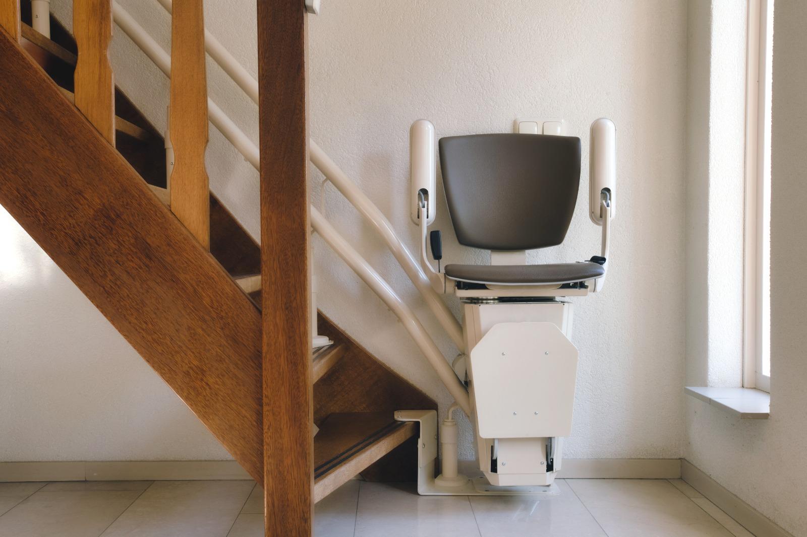 installeren traplift